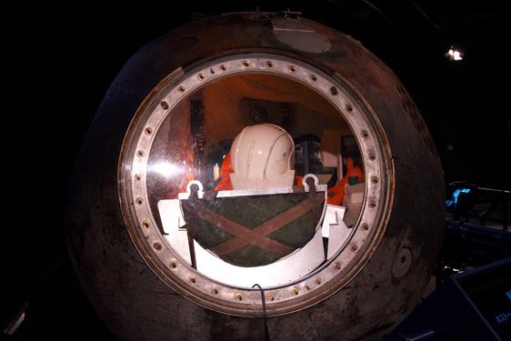 ヴォストークカプセル