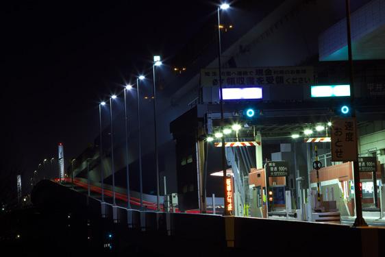 首都高速、平井大橋