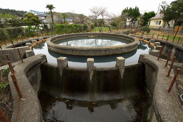 東金円筒分水