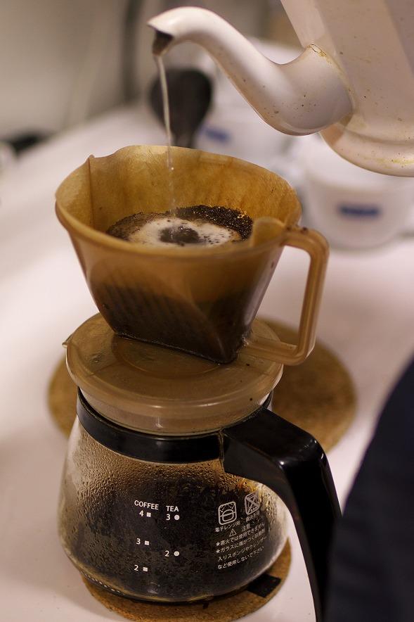 スペシャルティーコーヒー