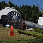 石川県の最終日は宇宙と兼六園