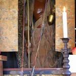 笠森観音と姉妹とされる、長栄寺の十一面観音立像を見てきたった。