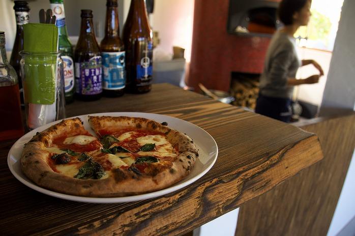 長南町に新しいピッツァのお店が開店したぞ!!