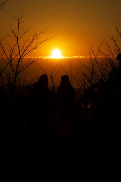 野見金公園より明けましておめでとうございます。