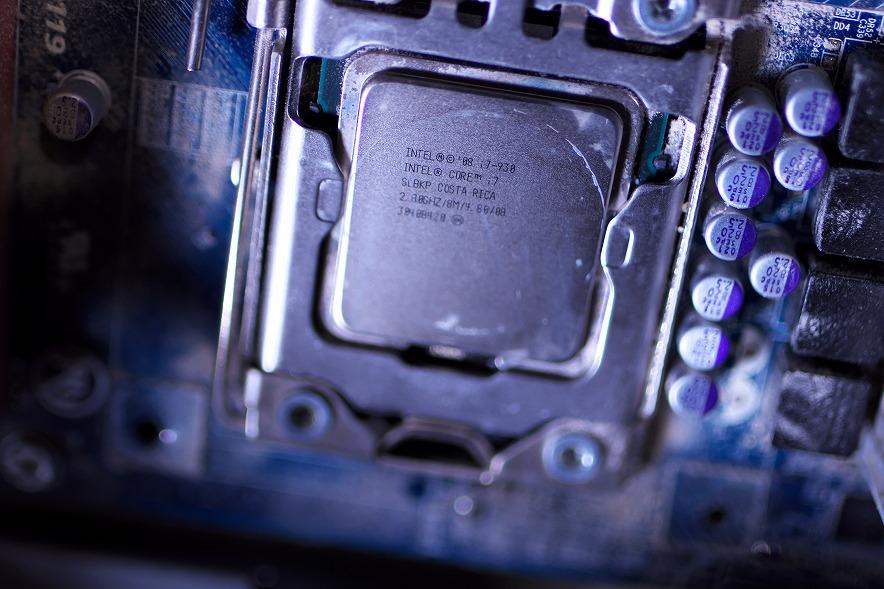 CPUグリス