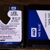 ノートパソコンのケース交換、ついでにSSDへ換装