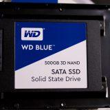 デスクトップのストレージをHDDからSSDへ交換